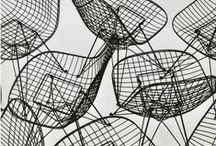 - CHARLES EAMES - / Charles Eames is one of my favorite designers, his chairs are beautiful and fit into almost any interior