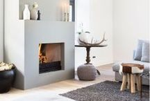 - FIREPLACE - / The cold winter days are suddenly not as bad as you can sit by a beautiful fireplace, and reading a good book with a hot tea