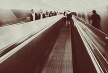 Le métro parisien / Va, métro, je ne te hais point.