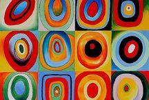 ART teaching [Kandinsky]