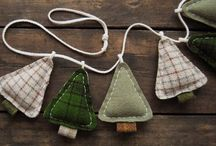 Xmas/needlework [jul med nål og tråd]