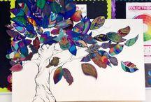 ART teaching [organising]