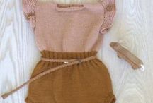Baby Knits / by Knit Purl