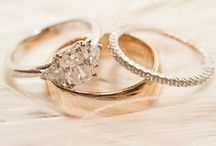 #weddingrings / Inspiracion para alianzas matrimoniales / Unforgettable engagement rings