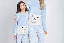 Pijamas fofos