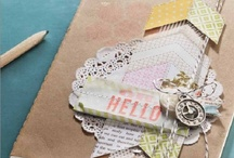 Catalogs / Stampin' Up! catalogs.  You can shop for these products at http://brittnysmith.stampinup.net