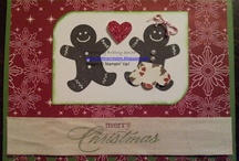 Holidays / These are cards I've created to celebrate the holidays using Stampin' Up! products.  http://brittnysmith.stampinup.net / by Brittny Smith Stampin' Up! Demonstrator