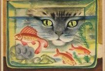 Vintage Creatures / Please Share Nicely!! / by Cathy Patzlaff
