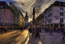 Freiburg / my City - Freiburg i.B. - Black Forest - Germany