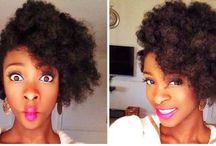 Braids, Curls, Natural Hair / by Sommer Payne
