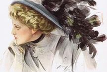 The 1900s ~ An Era of Fashion / by Cathy Patzlaff