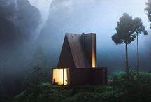 Architecture + spaces