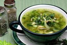 food : soup