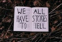 Storytelling Quotes: OneStory / by OneStory