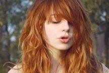 Beautiful Messy Hair