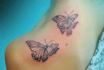 Butterflies and Tattoos