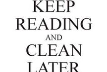 To see & read