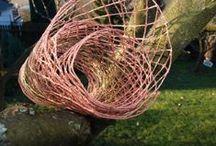 art bobbin lace / autorská umělecká tvorba paličkované krajky