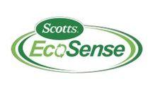 Scotts Eco Sense / Scotts Eco Sense. Designed by Pigeon Brand Design.