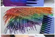 Kunst / Kunst in de klas