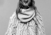 knits / knitwear inspiration