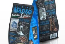 Coffee & tea  packaging design / Outstanding packaging design projects
