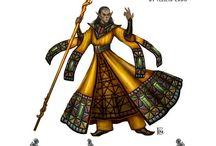 Talisman Board Game Characters