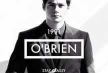 Dylan O'Brien   Men