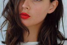 Lips vs Hair