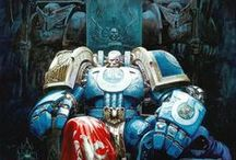 Warhammer and Games Workshop / Some of our favourite images from Warhammer 40k, for all those Games Workshop fans!