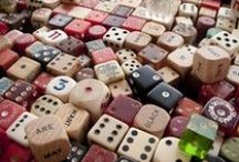 Dice for games! / We just love Dice here at Nomad Games, so here's a collection of the best dice around.