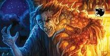 Fantasy Adventure Monsters! / A collection of monsters you may come across in role play and fantasy adventure games. As well as a few other frightening video game and movie monsters!