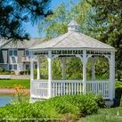 Spruce Pond / Heatherwood's Spruce Pond Community, located in Holbrook New York, is a flawless combination of elegance and convenience! The luxury gated community at Spruce Pond boasts beautifully manicured, tree lined grounds and stylish apartments! Our one and two bedroom units offer expansive rooms & wonderful roomy kitchens with plenty of storage space. The units come with; washers & dryers, plush carpeting, a patio or terrace, magnificent views of the pond! http://heatherwood.com/spruce-pond/