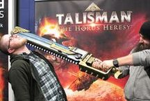 Games Workshop 40th Birthday event photos / Here are all the Chainsword pictures from the Games Workshop birthday event on the 2nd & 3rd January 2016, celebrating the announcement of Talisman: The Horus Heresy!