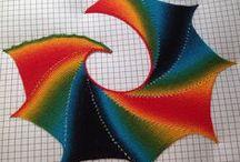 Tunisian Crochet / Stitches, Tutorials, & Projects