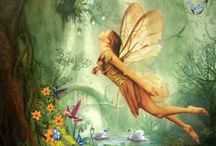 Fairies / Fairy pictures from a fantasy world!