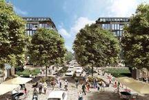 Community Development / 未来のまち / まちづくり / 環境デザイン