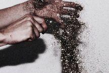 SHINY / Leave a little sparkle everywhere you go