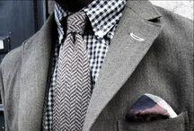 Men's Fashion / by Ashley Eckert