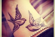 Tattoos IF I ever got one! / by Lizzie Manthos