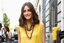 Olivia Palermo / Effortlessly stylish!