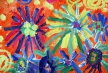 art class ideas / by Alison Higdon