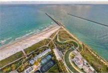 SOLD ~ Continuum South Penthouse 2 / AS SEEN IN THE NEW YORK TIMES ~ Continuum South Tower PH2 (100 South Pointe Drive, Miami Beach, FL 33139) | List price: $50,000,000