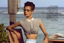 Gingham Style :) / by Darlene Brown