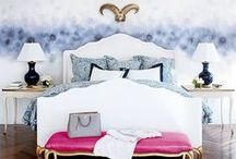 Bedrooms / by Home Sweet Home