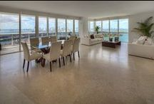 RECORD BREAKING SALE ~ Murano Grande LPH 3601~ $5,100,000 ~ Highest sale in building! / HUGE 3 bedroom + den Lower PH NW Corner Unit with wraparound City & Beach views. List Price: $5,495,000 Features: Sweeping City of Miami and Bay to Ocean Views 3,990 interior sf 3 Bedrooms + Den + Maid's + 4.5 Baths Private Elevator Entry Huge Open Livingroom Salon 48x48 Limestone & Hardwood floors New Kitchen with open eat-in dining overlooking Ocean Sumptuous Master Suite Master Bath overlooking Miami Beach Marina 400 Alton Road, Miami Beach Prime South of Fifth Street Location