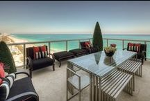 RECORD BREAKING SALE ~ Continuum North Tower 50 South Pointe Dr. #3301/03 / UNIQUE FLOORPLAN- THE ONLY ONE OF ITS KIND IN ALL OF CONTINUUM! Just under 5000sf with sweeping wraparound jetplane views of direct Ocean, North facing Miami Beach & Downtown Miami City Skyline. 3 Extra Large Unique Decks wonderful for entertaining. Luxurious open Zebrawood Kitchen with enormous island for over 10 people. Enjoy Sunrise with unobstructed Ocean views from Master Suite & Sunset from Guest Suites. Flexible floorplan from 3-4 bedrooms. Best resort condo property in SoFi.
