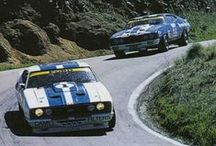 Cars In Action / Road, race, rally