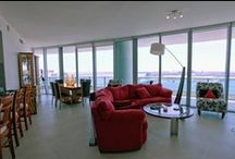 SOLD - 900 Biscayne Bay #3406 / Unobstructed NE Biscayne Bay & city views overlooking Performing Arts Center & New Art & Science Museums. Unit complete & ready to move in. Corner unit 3 convert. to 4 beds. 24 x 24 cream stone flooring throughout the unit and terraces. Kitchen W/ light grey& beige granite counter tops, Dark Wenge Italian cabinetry, Miele and SubZero Ref. Private elevator & Foyer plus separate service entrance. Sold Price:$1,275,000
