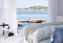 Lake House Bedrooms / by Home Sweet Home